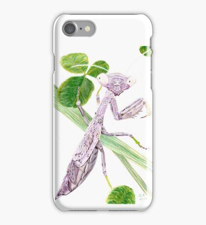 Carolina Mantis iPhone Case/Skin