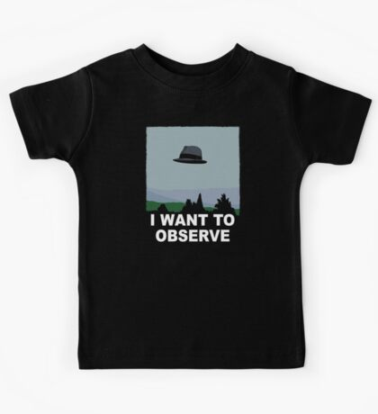 I Want to Observe Kids Clothes