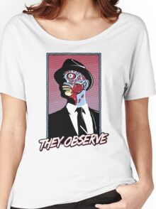 They Observe Women's Relaxed Fit T-Shirt