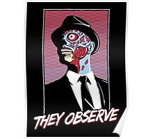 They Observe Poster