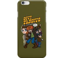 Scut Farkus vs. The World iPhone Case/Skin