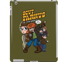 Scut Farkus vs. The World iPad Case/Skin