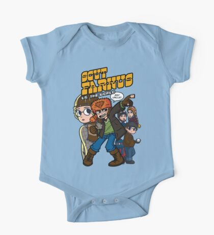 Scut Farkus vs. The World Kids Clothes