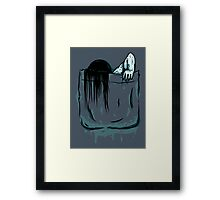 Pocket Samara Framed Print