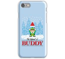 The Legend of Buddy iPhone Case/Skin
