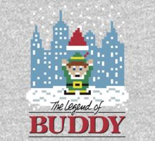 The Legend of Buddy One Piece - Long Sleeve