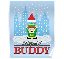 The Legend of Buddy Poster