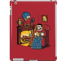 A Quiet Evening at Home iPad Case/Skin