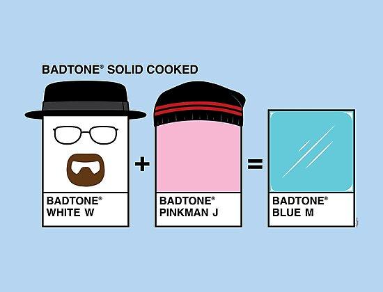 Badtones by mikehandyart
