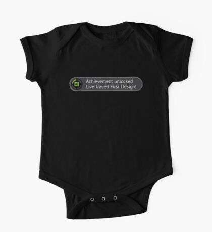 Achievement Live Traced! Kids Clothes