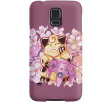 Maneki Neko 64 Samsung Galaxy Case/Skin