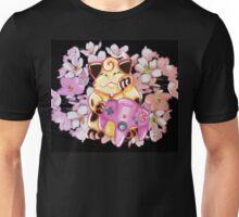 Maneki Neko 64 Unisex T-Shirt
