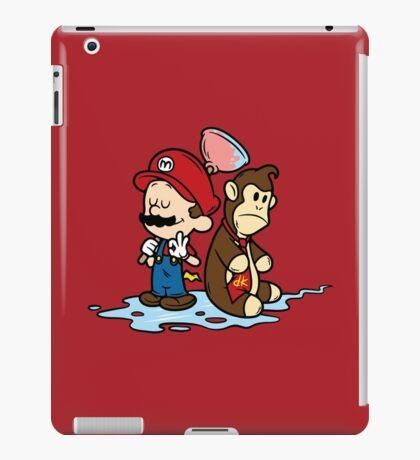Mario and Kong iPad Case/Skin