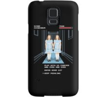 All Play and No Work Samsung Galaxy Case/Skin