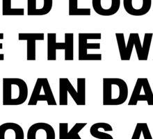 Brendan Dassey Love (Making a Murderer) Sticker