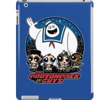 The Protonpack Guys iPad Case/Skin