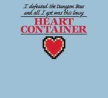 Lousy Heart Container Unisex T-Shirt