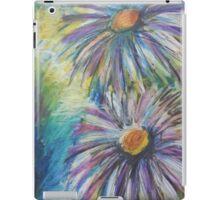 Oil Flowers iPad Case/Skin