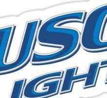 LOGO OF BUSCH LIGHT Sticker