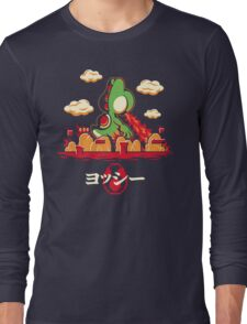 Yoshzilla Long Sleeve T-Shirt