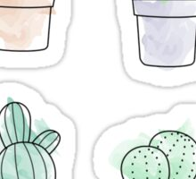 Cactus Stickers Sticker