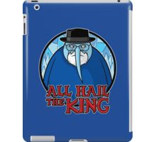 The King of Ice iPad Case/Skin