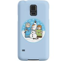 Want to Build a Snowman? Samsung Galaxy Case/Skin