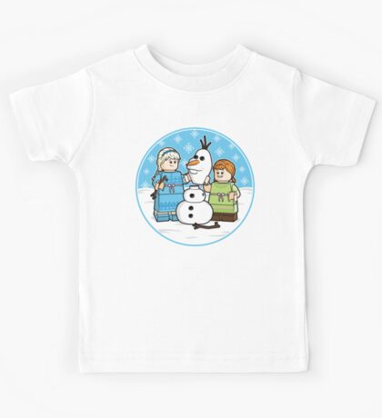 Want to Build a Snowman? Kids Clothes