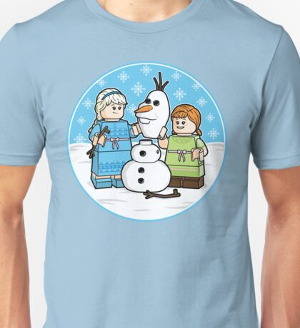 Want to Build a Snowman? T-Shirt