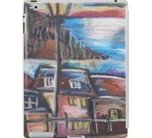 Oil Beachside iPad Case/Skin