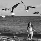 Bird Whisperer by MJD Photography  Portraits and Abandoned Ruins