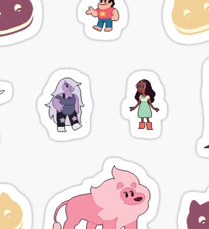 Teeny Tiny Steven Universe Sticker