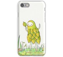 I Has A Leaf! iPhone Case/Skin