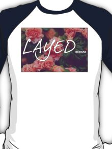 Floral Layed T-Shirt