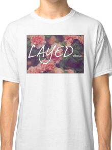 Floral Layed Classic T-Shirt