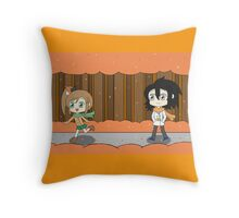 Warriors Orochi - Hanbei x Xiao Qiao Fall Throw Pillow