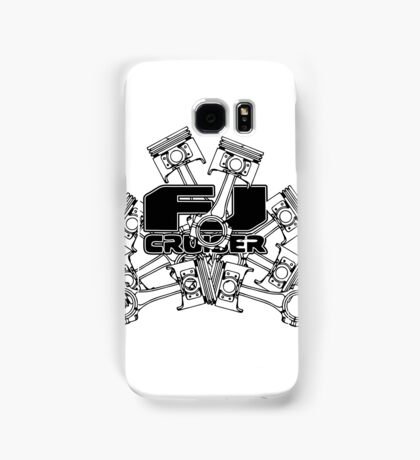 Piston Fj Cruiser  Samsung Galaxy Case/Skin