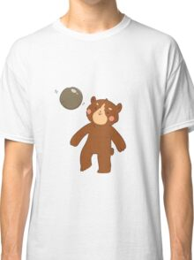 soccer bear Classic T-Shirt