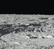 Copernicus Crater, Moon  Sticker