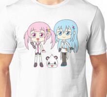 Miyuki, Kamui, Mondu Altogether Unisex T-Shirt