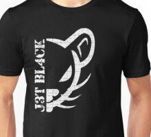 J3T BL4CK - Rat Pack (White) Unisex T-Shirt