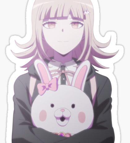 AI Chiaki Nanami Sticker