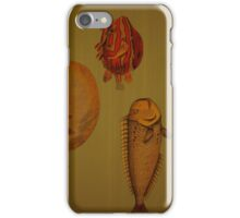 Three Little Fishies iPhone Case/Skin