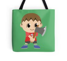 Chibi Animal Crossing Villager Vector Tote Bag