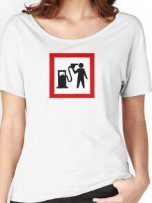 petrol Women's Relaxed Fit T-Shirt