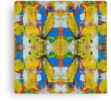 Abstract Expression #8 by Michael Moffa Canvas Print