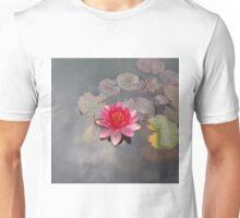 pond flower Unisex T-Shirt