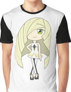 Pokemon Sun/Moon Lusamine Graphic T-Shirt