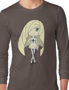 Pokemon Sun/Moon Lusamine Long Sleeve T-Shirt