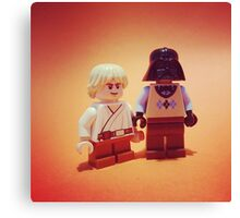 """Bring-Your-Vader-to-School-Day"" Canvas Print"